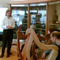 Simon teaching a class at Dundee's Wighton centre